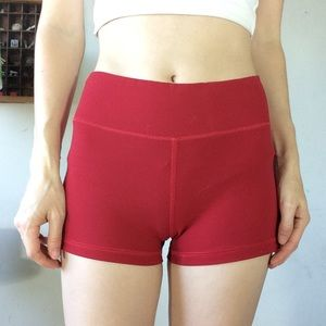 American Apparel Shorts - American Apparel Ref Running Athletic Shorts